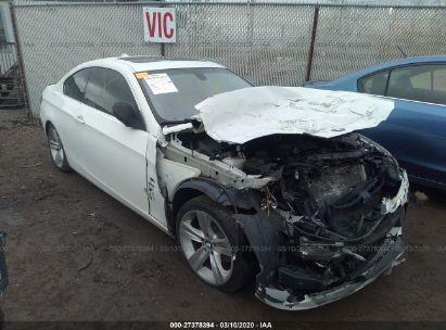 2010 BMW 328 XI SULEV