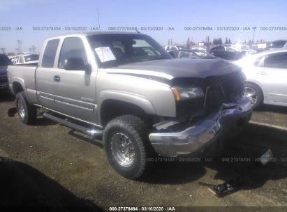 2003 CHEVROLET SILVERADO K2500 HEAVY DUTY