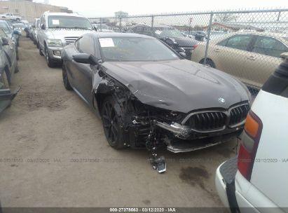 2019 BMW M850XI