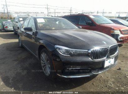 2017 BMW 740 XI