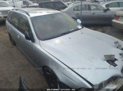 2002 BMW 540 IT AUTOMATIC