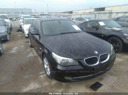 2010 BMW 528 I