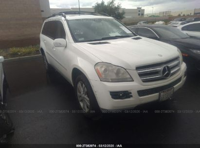 2007 MERCEDES-BENZ GL 450 4MATIC