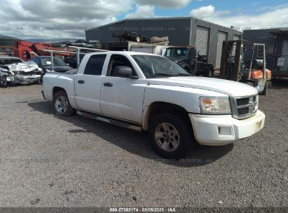 2008 DODGE DAKOTA QUAD SLT