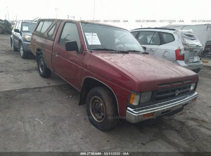 1990 NISSAN D21 SHORT BED