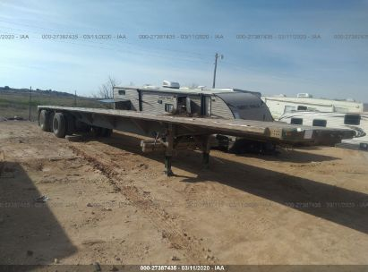 1997 UTILITY TRAILER MFG FLATBED