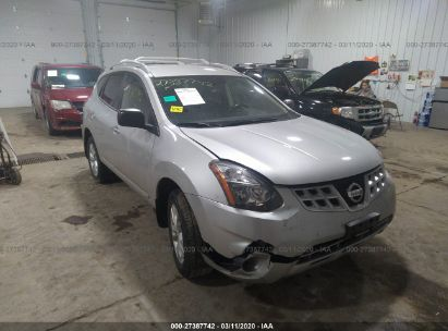 2015 NISSAN ROGUE SELECT S