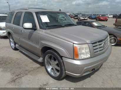 2006 CADILLAC ESCALADE LUXURY