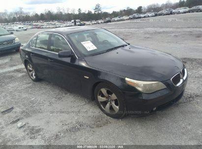 2007 BMW 525 I