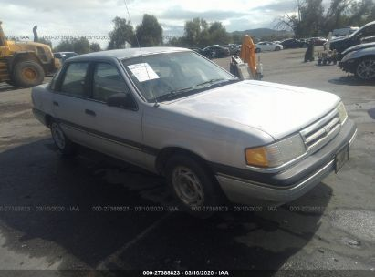 1988 FORD TEMPO GL