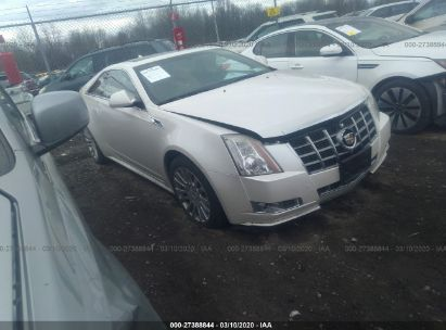 2012 CADILLAC CTS PERFORMANCE COLLECTION