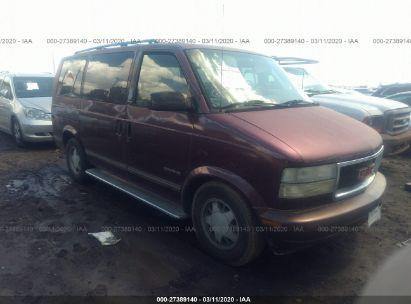 1995 GMC SAFARI XT