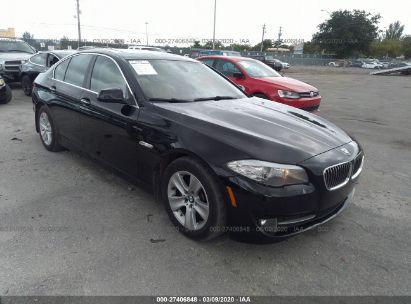 2011 BMW 528 I