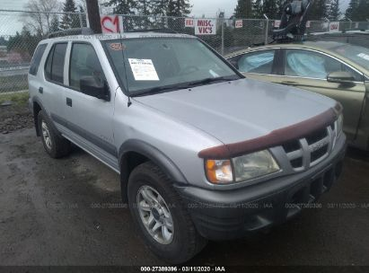2003 ISUZU RODEO S