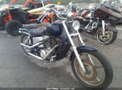 1990 HONDA VT1100 C