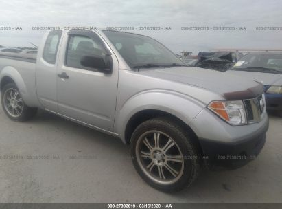 2008 NISSAN FRONTIER KING CAB XE/KING CAB SE