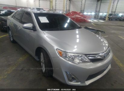 2012 TOYOTA CAMRY SE/XLE