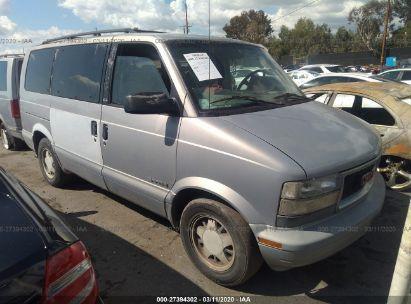 2000 GMC SAFARI XT
