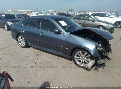 2008 INFINITI M45 SPORT