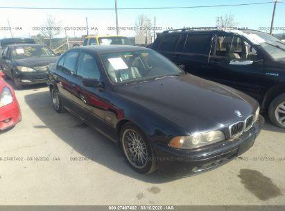 2001 BMW 540 I