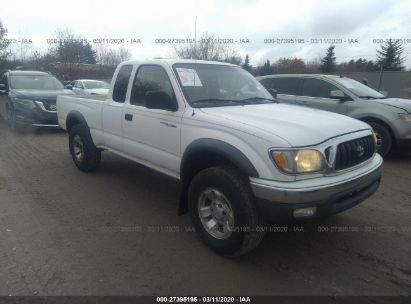 2004 TOYOTA TACOMA XTRACAB PRERUNNER