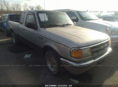 1993 FORD RANGER SUPER CAB
