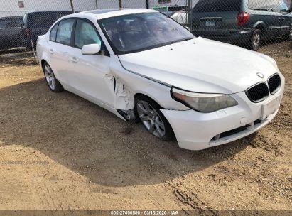 2004 BMW 545 I