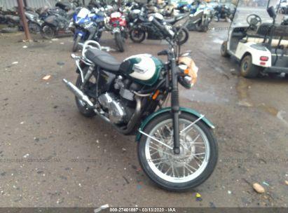 2010 TRIUMPH MOTORCYCLE BONNEVILLE T/100
