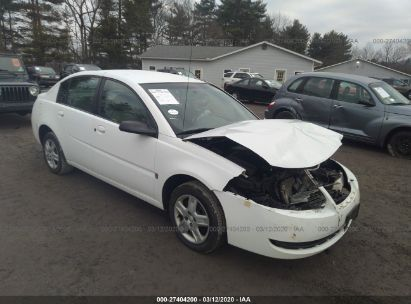 2007 SATURN ION LEVEL 2