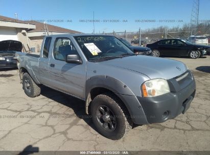 2002 NISSAN FRONTIER KING CAB XE/KING CAB SE