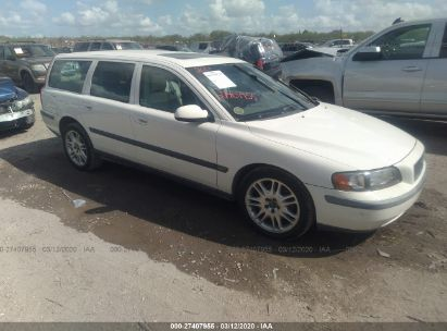 2001 VOLVO V70 T5 TURBO