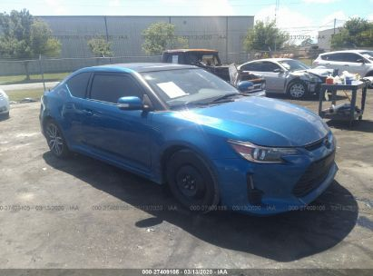 2016 TOYOTA SCION TC