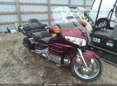 2009 HONDA GL1800