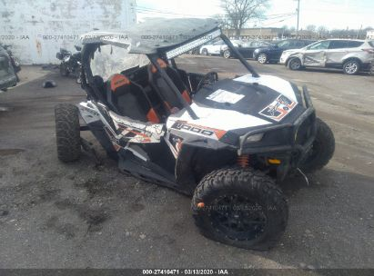 2018 POLARIS RZR S 1000 EPS