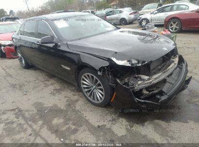 2011 BMW 7 SERIES LI