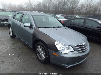 2009 CHRYSLER SEBRING TOURING/LIMITED