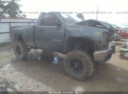 2008 GMC SIERRA K1500