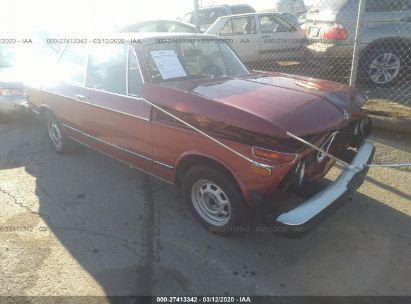 1976 BMW 2002 S