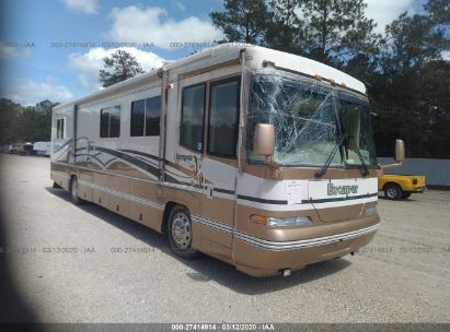 2000 FREIGHTLINER CHASSIS X LINE MOTOR HOME