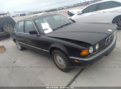 1991 BMW 735 I AUTOMATIC