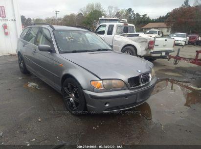 2004 BMW 325 IT SULEV