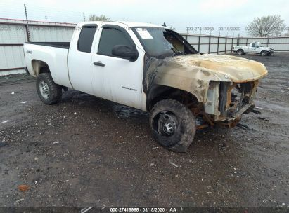 2013 CHEVROLET SILVERADO K2500 HEAVY DUTY