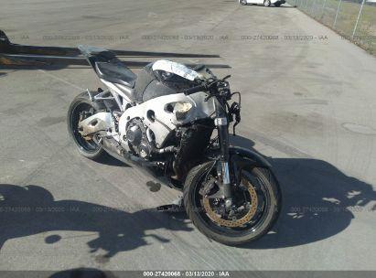 2011 HONDA CBR1000 RR