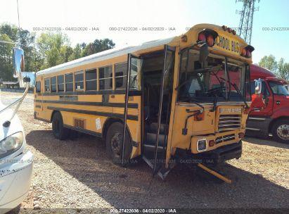 2001 BLUE BIRD SCHOOL BUS / TRANSIT BUS