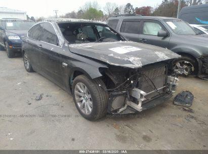 2010 BMW 550 XIGT
