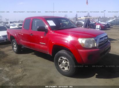 2008 TOYOTA TACOMA PRERUNNER ACCESS CAB