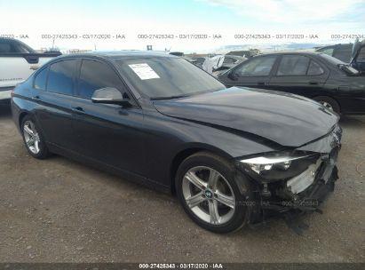 2015 BMW 328 I SULEV
