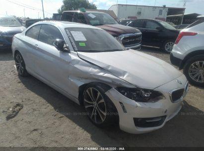 2015 BMW 228 I