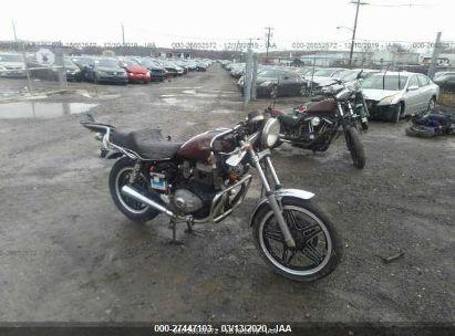 1982 HONDA CM450 A