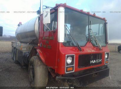 1981 MACK 600 MR600